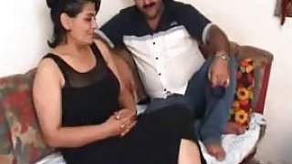 Fat Turkish wife and her husband bang hard and fast Thumbnail