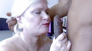 AgedLovE Lacey Starr Busty Blonde Mature Hardcore Thumbnail