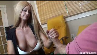 Old Fellow And His Thick Cock Gets Right Treatment Thumbnail