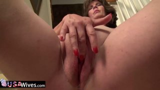 USAwives Hot Milfs Got Naked And Toyed Pussies Thumbnail