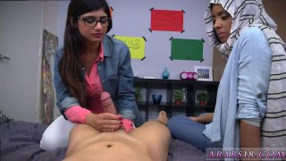 College teen homemade blowjob BJ Lescomrade's sons with Mia Khalifa Thumbnail