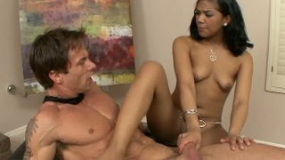 Ugly Emy Reyes performs ass fuck in a doggy position Thumbnail